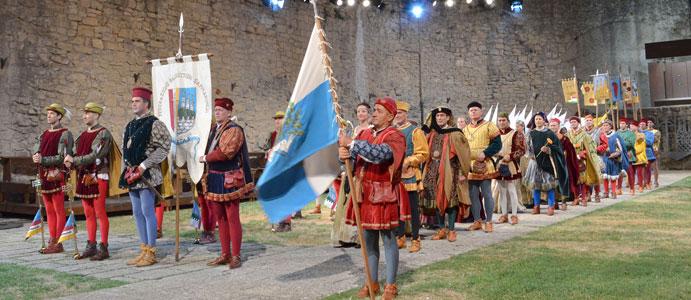 Festa di San Marino e di Fondazione della Repubblica, San Marino